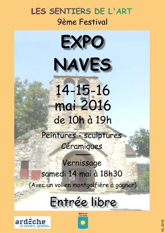 Exposition Marie Landreau Les Vans Gard Ardèche Cévennes Anduze