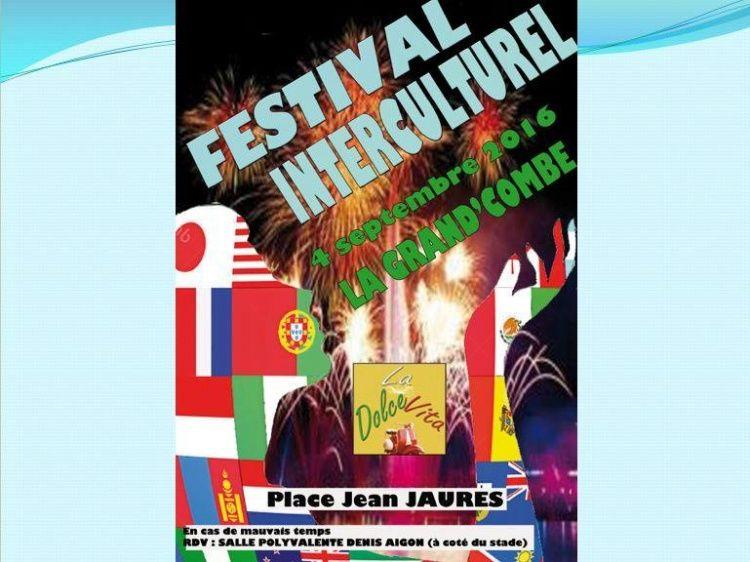 festival interculturel La Grand Combe Alès en Cévennes Gard
