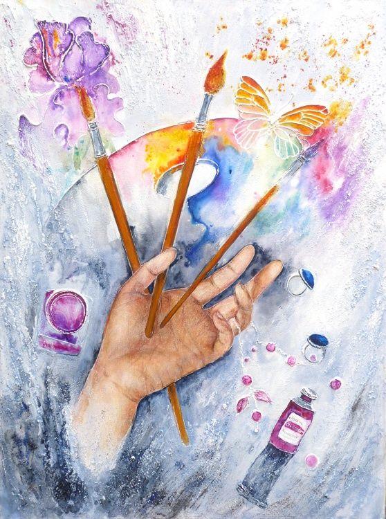 Musique,  expositions,  Marie Landreau,  Peinture,  peintre,  tableaux