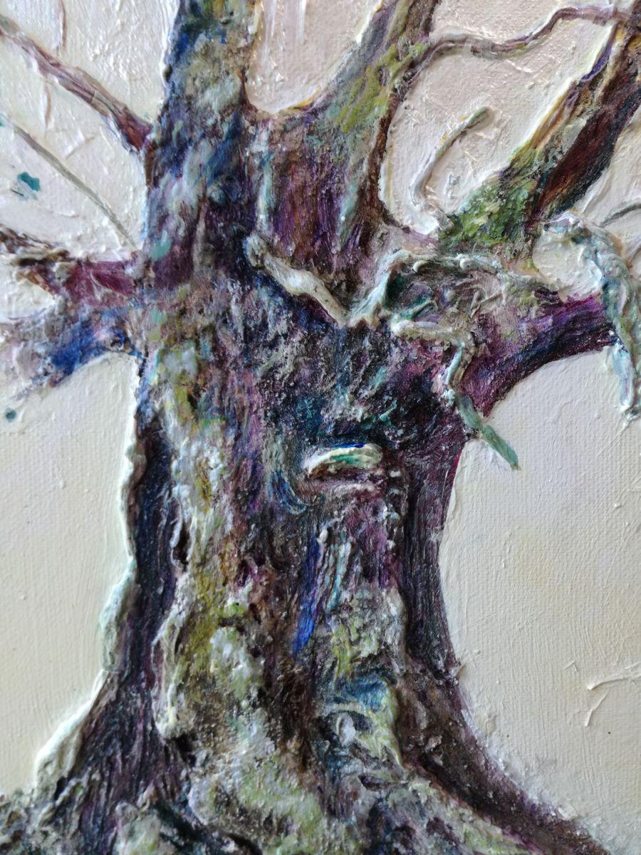 dimanches verts, journées de l'arbre, Saint Jean du Gard, Marie Landreau, Artiste peintre